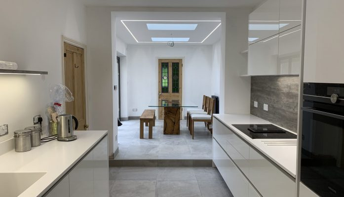 Project 9 Bristol - Kitchen Refurb