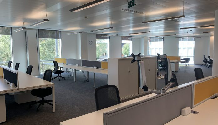 Project 7 Bristol - Office Refurb