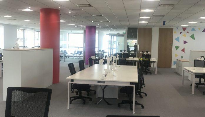 Project 8 Bristol - Office Refurb